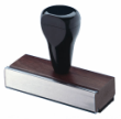 Corporate Seal Traditional Rubber Stamp