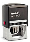 TRODAT 4727 SELF-INKING DATE STAMP - Trodat 4727  Self-Inking Stamp